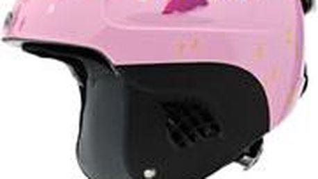 Dětská helma na lyže Carat Flash kids, A9051.1.53 helma lyžařská,Alpina,Princess, 48-52