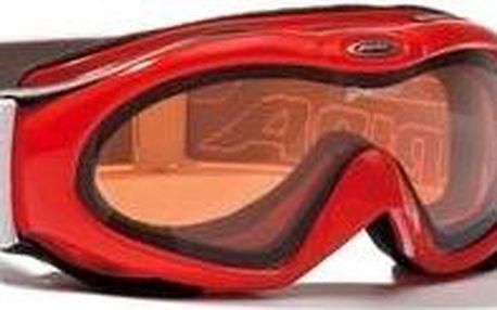 Lyžařské brýle Bonfire, A7010.0.57 brýle lyžařské,Alpina,Chili