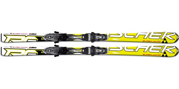 FISCHER RC4 Supercompetition + RS10 160cm