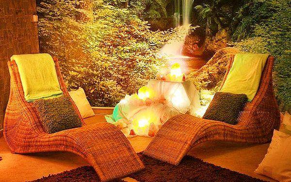 3denní wellness relax v Parkhotelu Morris**** v Lužických horách pro 2 s polopenzí