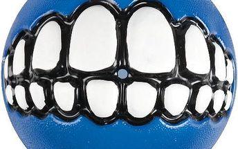 ROGZ GRINZ míček se zuby modrý 6,5 cm