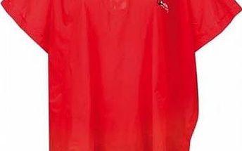 Pláštěnka LOAP Xion RJU1402 červená