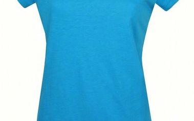Dámské tričko Loap Zuzi SLW1545 modrá
