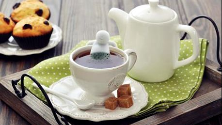 Originální čajové sítko s možností výběru z 5 druhů