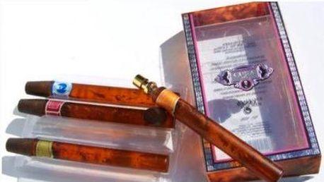 99 Kč za dárkové balení čtyř kusů pánských parfémů ve tvaru doutníku pro opravdové muže!!