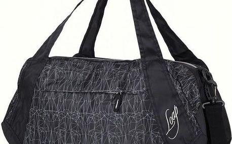 Sportovní kabelka Loap Sandrine BL1454 černá/šedá