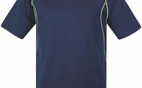 Pánské termo triko s krátkým rukávem Loap Ponn modrá