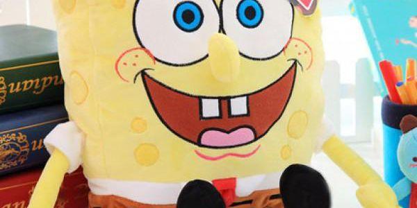 Plyšový Spongebob - 50 cm!