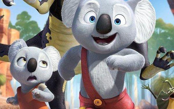 Vstupenka na animovaný film Mrkáček Bill