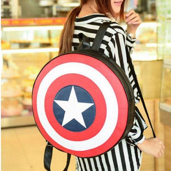 Batoh Captain America 32 x 32 cm!