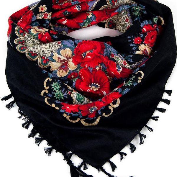 Šátek Oura Black