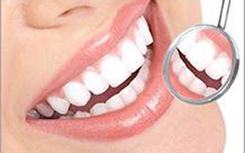 Pero na bělení zubů