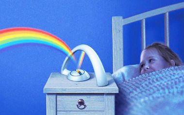 Barevná duha do dětského pokojíčku Lucky Rainbow