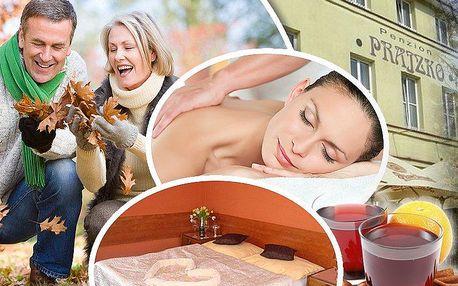 Pobyt pro dva v překrásné přírodě Adršpašska s plnou nebo polopenzí hotelu Prajzko***!!!