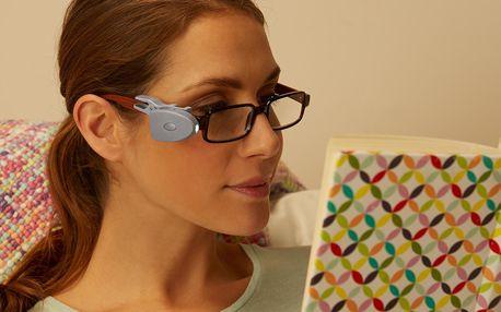 Tchibo, Čtecí lampička s LED na brýle