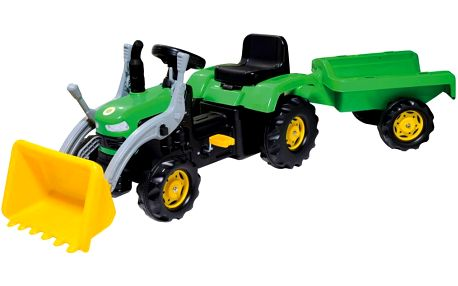Šlapací traktor Buddy toys BPT 1031