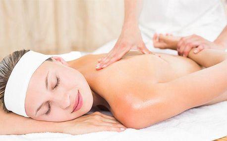60minutová akupresurní olejová masáž v pražském Mamayo
