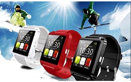 Bluetooth inteligentní náramkové hodinky s poštovným zdarma