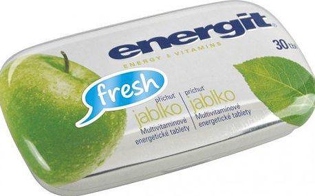 ENERGIT FRESH ZELENÉ JABLKO 30 tablet (exp.3/2016)
