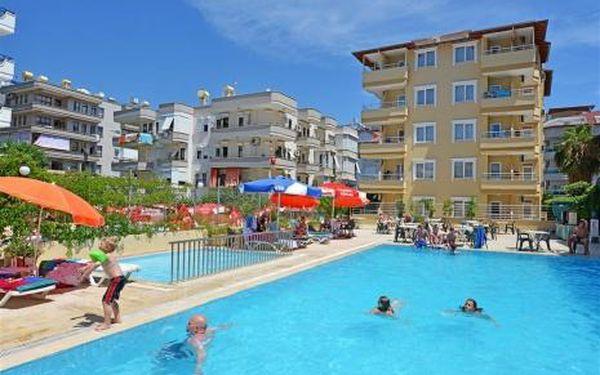 Turecko, oblast Alanya, doprava letecky, all Inclusive, ubytování v 3,5* hotelu na 8 dní