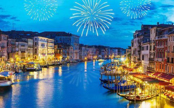 Oslavte Silvestra velkolepě v Benátkách!