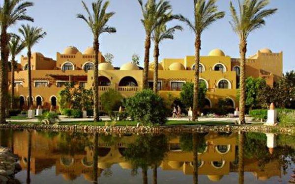 Egypt, doprava letecky, all Inclusive, ubytování v 5* hotelu na 8 dní