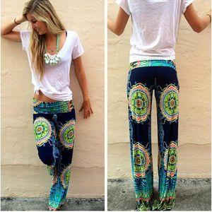 Lehké dámské hippie kalhoty Willow!