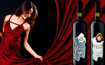 Dvě sardinská červená vína