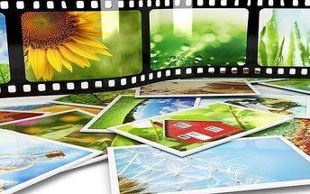 Profesionální vyvolání fotek – až 100 ks