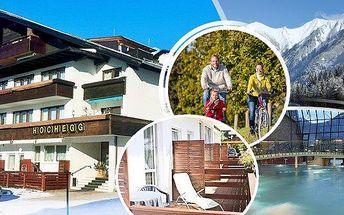 Apartmány v Alpách-Tyrolsku v Rakousku pro 2 nebo 4 osoby na 4-8 dní až do prosince! Pobyt si užijete v krásných plně vybavených apartmánech s balkonem! Vychutnejte si nádherné Tyrolsko plnými doušky a přivezte si domů nové zážitky! Děti do 2 let mají pob