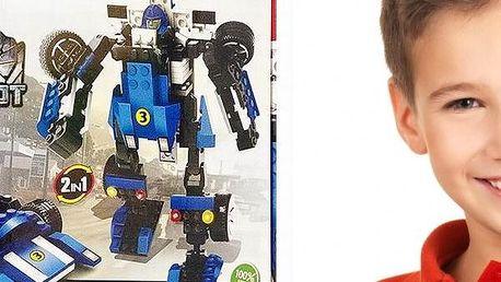 Universe robot 2v1. Jedinečná hračka ve stylu Transformers.