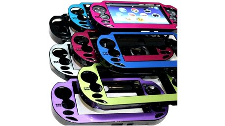 Nový hliníkový kryt pro PS Vita