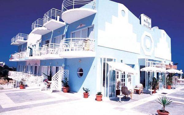 Comfort Malievi Aparthotel, Řecko, Kréta, 8 dní, Letecky, All inclusive, Alespoň 3 ★★★, sleva 1 %
