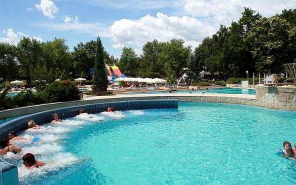 Slovinsko, oblast Slovinské lázně, doprava vlastní, polopenze, ubytování v 4* hotelu na 2 dny