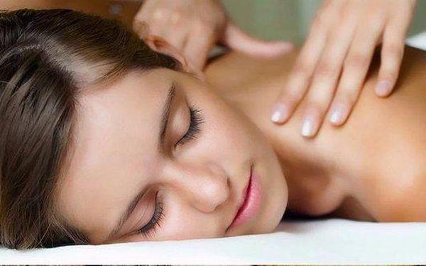 Relaxační i zdravotní masáže dle výběru