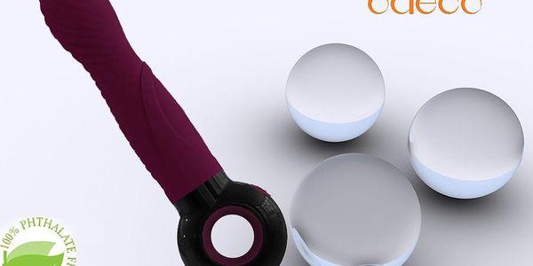 Vibrátor Odeco kupalo s LED