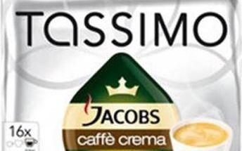 Tassimo Jacobs Café Crema XL 16ks