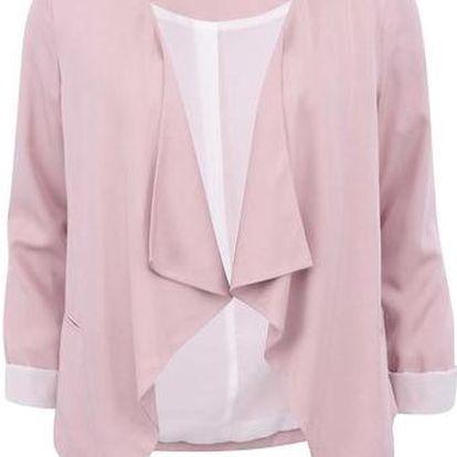 Světle růžový blejzr New Look