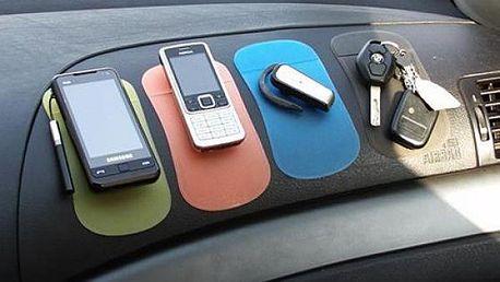 Nanopodložka do auta - 7 barev
