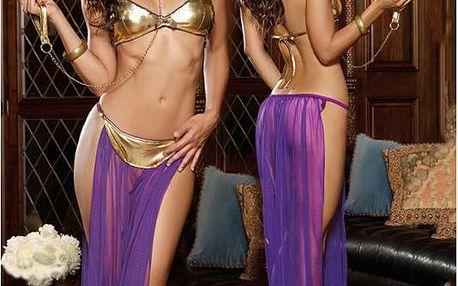 Erotický set spodního prádla Saffron!