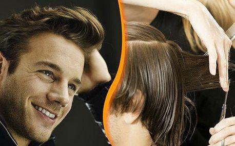 Pánové pozor - kadeřnický balíček v novém salonu Lenna. Mytí, regenerace, střih, sušení a konečný styling! Svěřte svou hlavu do rukou šikovné kadeřnice a vytvořte si vlastní styl!