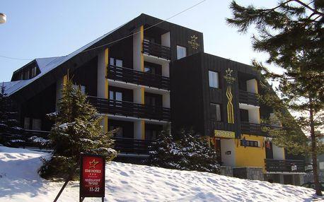 Star Hotels Benecko - Liberecký kraj (až -15%), Liberecký kraj, Česká republika, vlastní doprava, polopenze