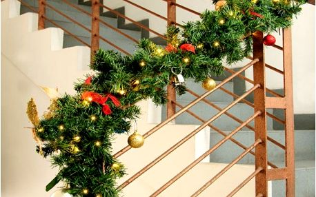 Vánoční dekorační LED řetěz 5 m