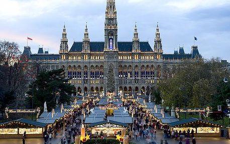 Adventní Vídeň + PRŮVOD ČERTŮ V RETZU (autobusem z Prahy) (až -5%)