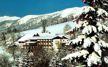 Hotel Huttersberg - Horní Rakousko, Horní Rakousko, Rakousko, vlastní doprava, polopenze