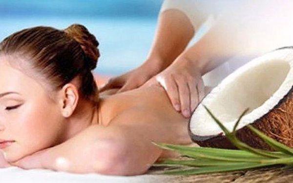 Biokokosová masáž v délce 60 minut