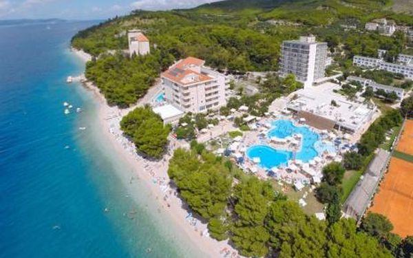 Chorvatsko, oblast Tučepi, doprava vlastní, all Inclusive, ubytování v 3,5* hotelu na 11 dní
