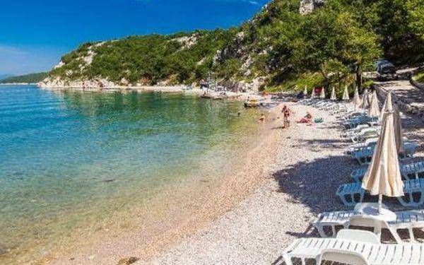 Chorvatsko, oblast Crikvenica, doprava vlastní, polopenze, ubytování v 2* hotelu na 8 dní