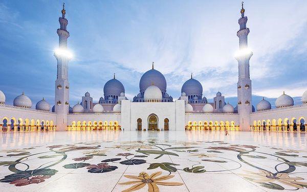 Emiráty křížem krážem (až -10%), Spojené arabské emiráty, letecky, strava dle programu