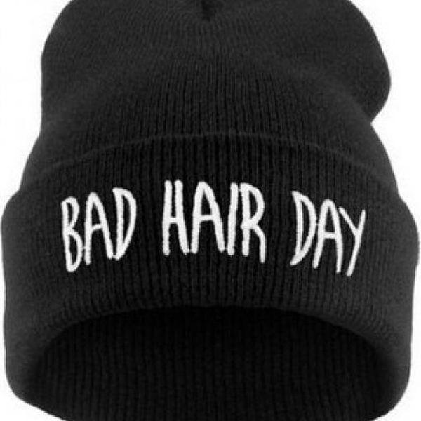 Čepice Špatný den pro vlasy!